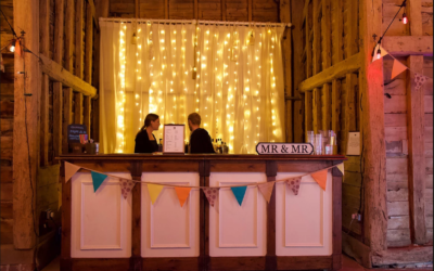 Preferred bar supplier for Little Tey Barn
