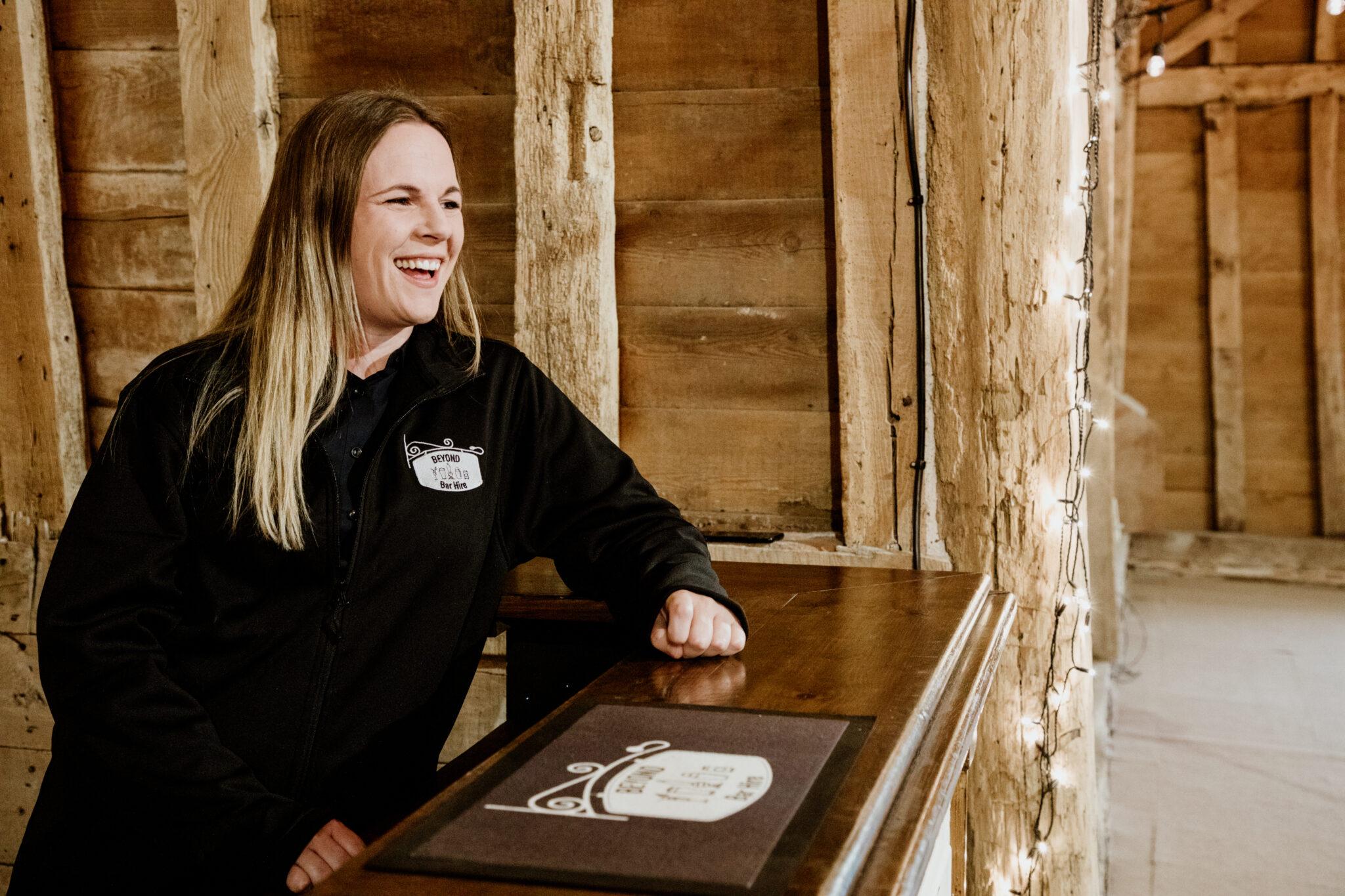 Regency Bar at Little Tey Barn Colchester | Beyond Bar Hire